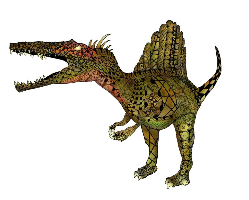 恐竜デザイン タモコタモ 恐竜グッズ