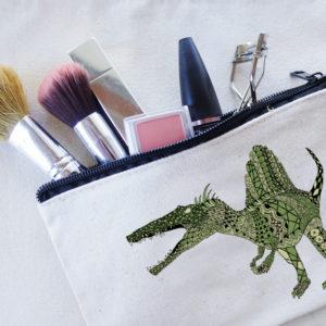 恐竜スピノサウルス グリーン