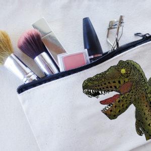 恐竜ポーチ ティラノサウルス