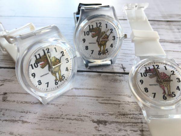 恐竜ウォッチ腕時計