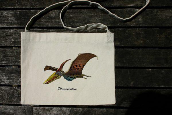 プテラノドン翼竜のバッグ