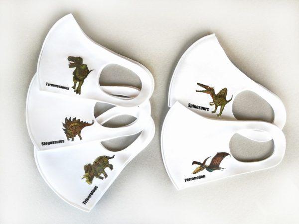 恐竜マスク