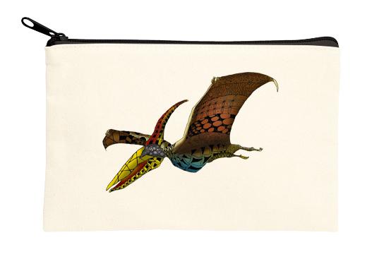 恐竜 翼竜プテラノドンポーチ
